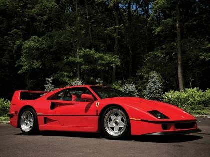 1987 Ferrari F40 - USA version 15