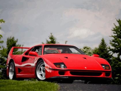 1987 Ferrari F40 - USA version 17