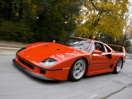 1987 Ferrari F40 - USA version 19
