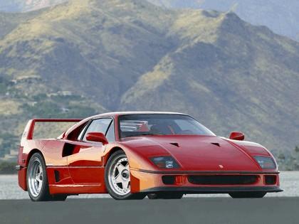 1987 Ferrari F40 - USA version 22