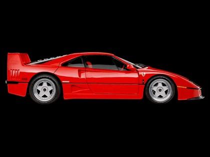 1987 Ferrari F40 - USA version 24