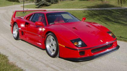 1987 Ferrari F40 - USA version 6