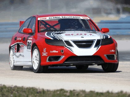 2010 Saab 9-3 rallycross 1
