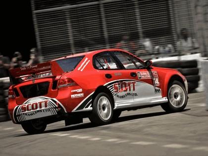 2010 Saab 9-3 rallycross 3