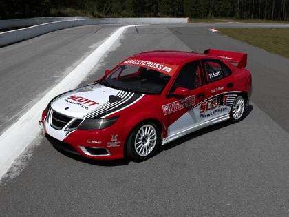 2010 Saab 9-3 rallycross 4