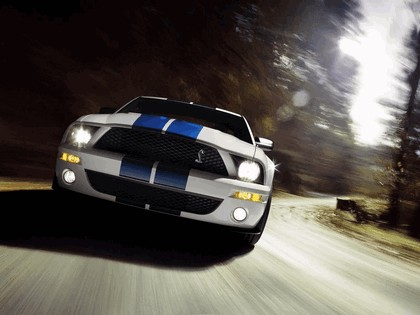2007 Ford Mustang Shelby GT500 1