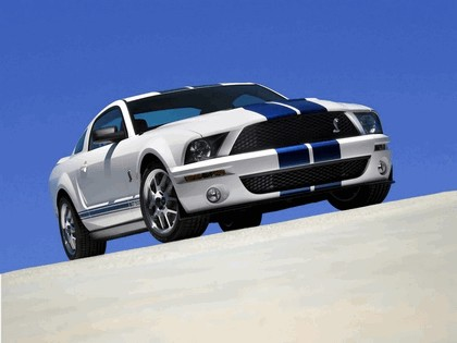 2007 Ford Mustang Shelby GT500 3