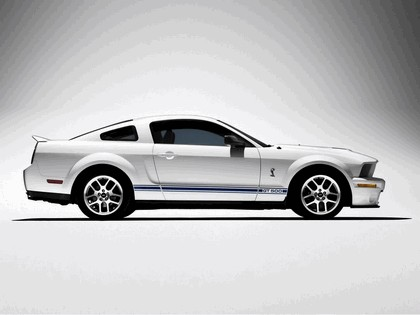2007 Ford Mustang Shelby GT500 6