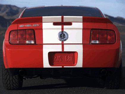 2007 Ford Mustang Shelby GT500 16