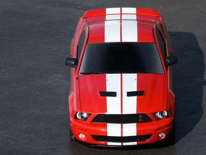2007 Ford Mustang Shelby GT500 17