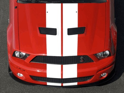 2007 Ford Mustang Shelby GT500 19