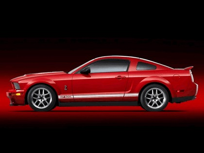 2007 Ford Mustang Shelby GT500 24