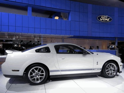 2007 Ford Mustang Shelby GT500 37