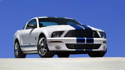 2007 Ford Mustang Shelby GT500 5