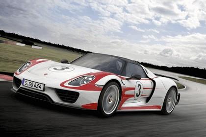 2014 Porsche 918 Spyder Weissach Package 2
