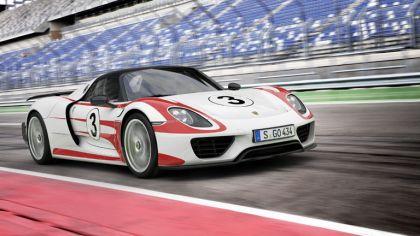 2014 Porsche 918 Spyder Weissach Package 4
