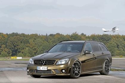 2013 Mercedes-Benz C63 AMG by Foliencenter-NRW 1