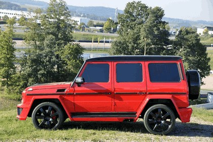 2013 Mercedes-Benz G63 ( W463 ) AMG by German Special Customs 2