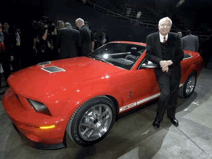 2007 Ford Mustang Shelby GT500 convertible 9