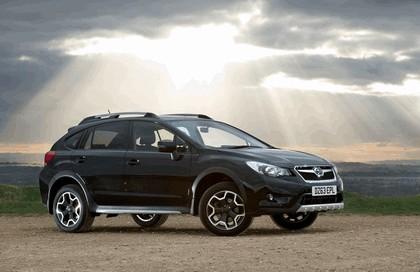 2013 Subaru XV Black Limited Edition 4