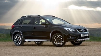 2013 Subaru XV Black Limited Edition 8