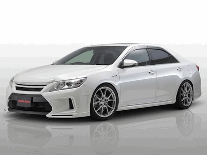 2013 Toyota Camry Hybrid by AsukaJapan 1