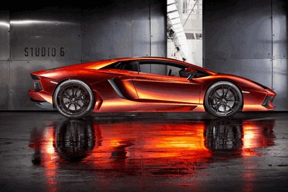 2013 Lamborghini Aventador LP700-4 by Print Tech 2