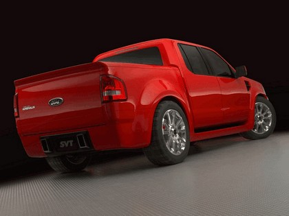 2007 Ford Explorer SVT SportTrac Adrenalin 9