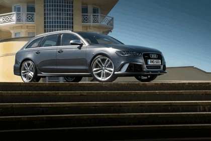2013 Audi RS6 Avant - UK version 2