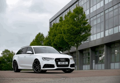 2013 Audi RS6 Avant - UK version 9