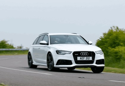 2013 Audi RS6 Avant - UK version 15