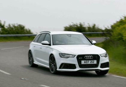 2013 Audi RS6 Avant - UK version 16