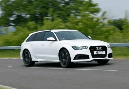 2013 Audi RS6 Avant - UK version 17