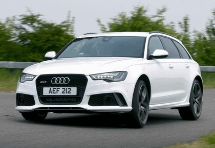 2013 Audi RS6 Avant - UK version 20