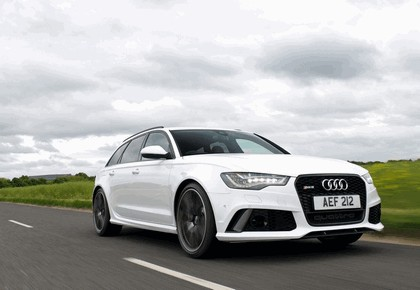 2013 Audi RS6 Avant - UK version 21