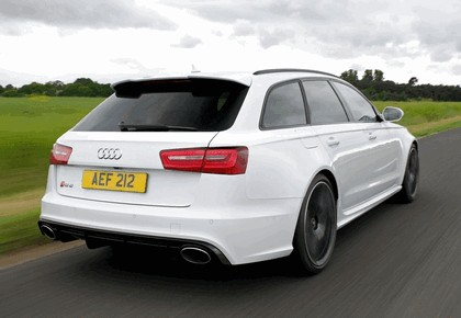 2013 Audi RS6 Avant - UK version 24