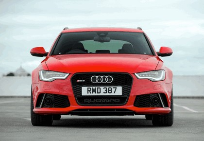 2013 Audi RS6 Avant - UK version 47