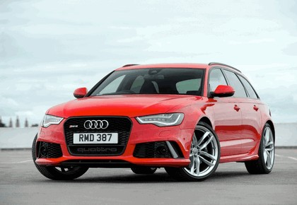 2013 Audi RS6 Avant - UK version 49