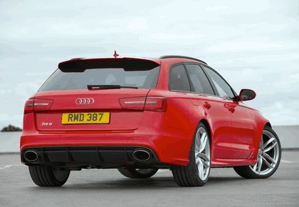 2013 Audi RS6 Avant - UK version 51