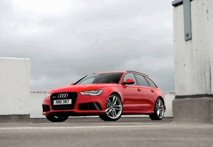 2013 Audi RS6 Avant - UK version 53