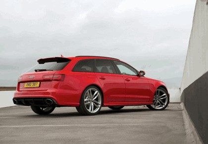 2013 Audi RS6 Avant - UK version 54