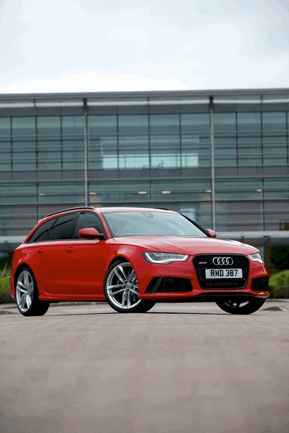 2013 Audi RS6 Avant - UK version 56