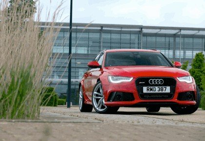 2013 Audi RS6 Avant - UK version 58