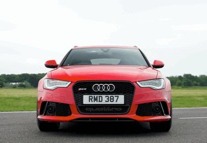 2013 Audi RS6 Avant - UK version 63
