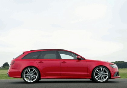 2013 Audi RS6 Avant - UK version 64