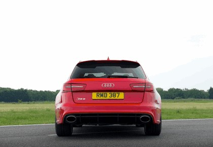 2013 Audi RS6 Avant - UK version 65