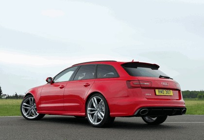 2013 Audi RS6 Avant - UK version 66