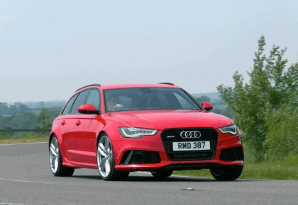 2013 Audi RS6 Avant - UK version 67