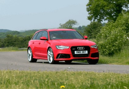 2013 Audi RS6 Avant - UK version 70
