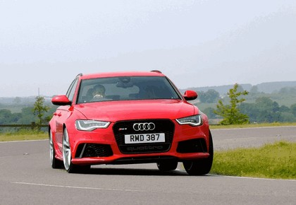 2013 Audi RS6 Avant - UK version 72